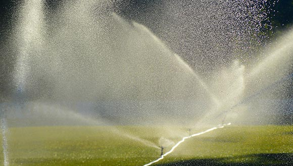 Lawn irrigation system inspections from Eagle Eye Inspection of Texas